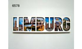 LIMBURG LETTERMAGNEET HOUT/70