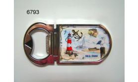 STRAND/FLESOPENER MET MAGNEET/70
