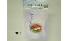 STICKER ALBUM/22