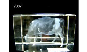 KOE 3D GLASBLOKJE/5X5X8CM/115