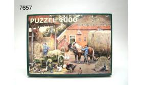 OT EN SIEN/PUZZEL DE LAATSTE HOOIVRACHT/125
