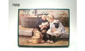 OT EN SIEN/PUZZEL SUIKER HALEN/125