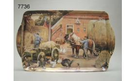 OT EN SIEN DIENBLAD GROOT/LAATSTE HOOIVRACHT/34
