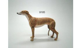 HOND PS/GREYHOUND BRINDLE/61