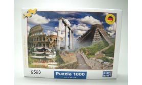 STEDEN MIX/PUZZEL/MEXICO/1000/100