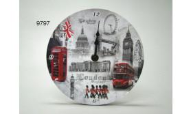 LONDON KLOK/17CM/61