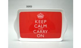 DIENBLAD/ KEEP CALM & CARRY ON GROOT/61